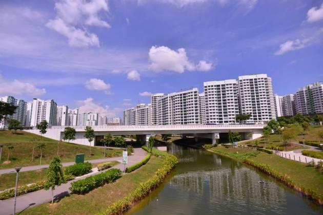 HDB Flats Punggol