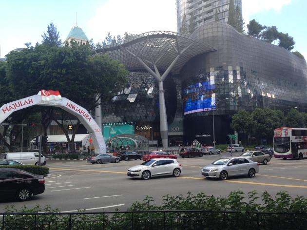 Mall Exterior 1