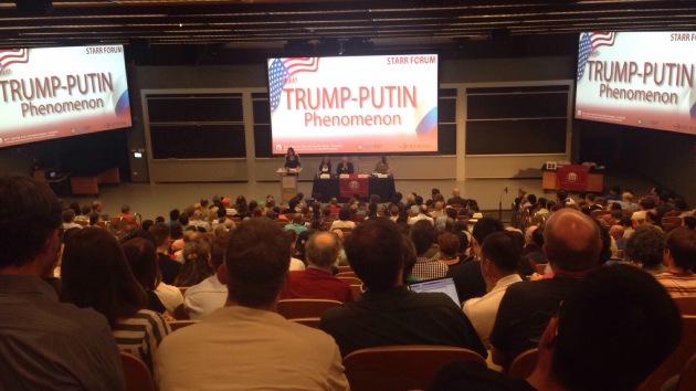 Trump Putin Phenomenon